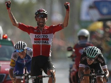 Marczynski se alza con la victoria en la Vuelta (archivo)