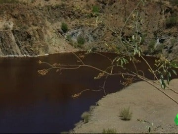 """Lago asesino"" en Puebla de Guzmán, Huelva"