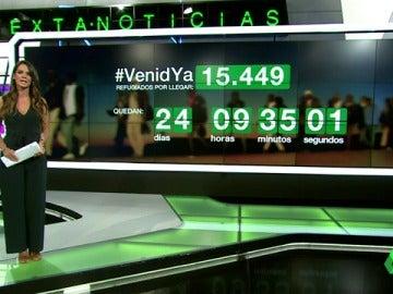 España, a años luz de cumplir con el cupo de acogida a tiempo: faltan 24 días y 15.449 refugiados