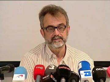 Juan Carlos Giménez, portavoz Comité de Huelga de Eulen