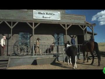'Parada en el infierno', la nueva película del oeste de Víctor Matellano