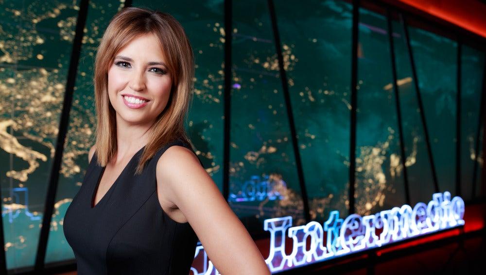 Sandra Sabatés, copresentadora de El Intermedio