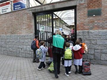 Un colegio abre sus puertas
