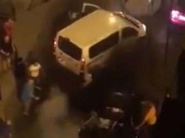 Atropello en Huelva