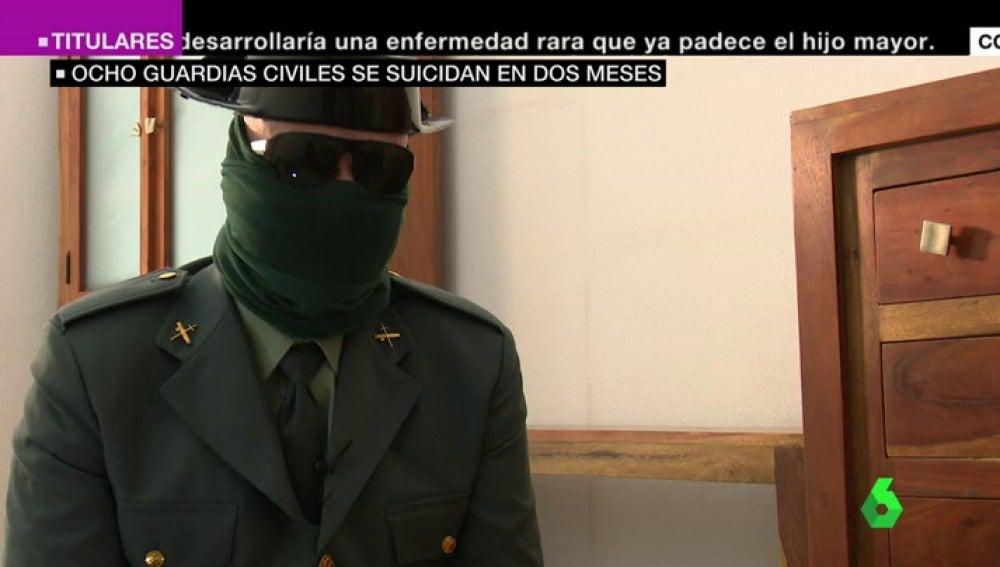 """El acoso laboral, la causa de los suicidios en la Guardia Civil: """"Quizá lo que queda ya es desaparecer"""""""