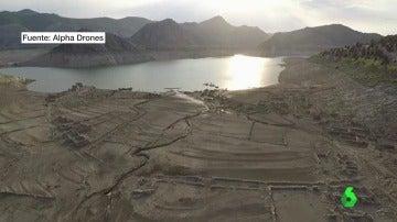 Los pantanos españoles, al mínimo tras un año de sequías