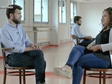 Gonzo entrevista a Wafa Marsi en El Intermedio