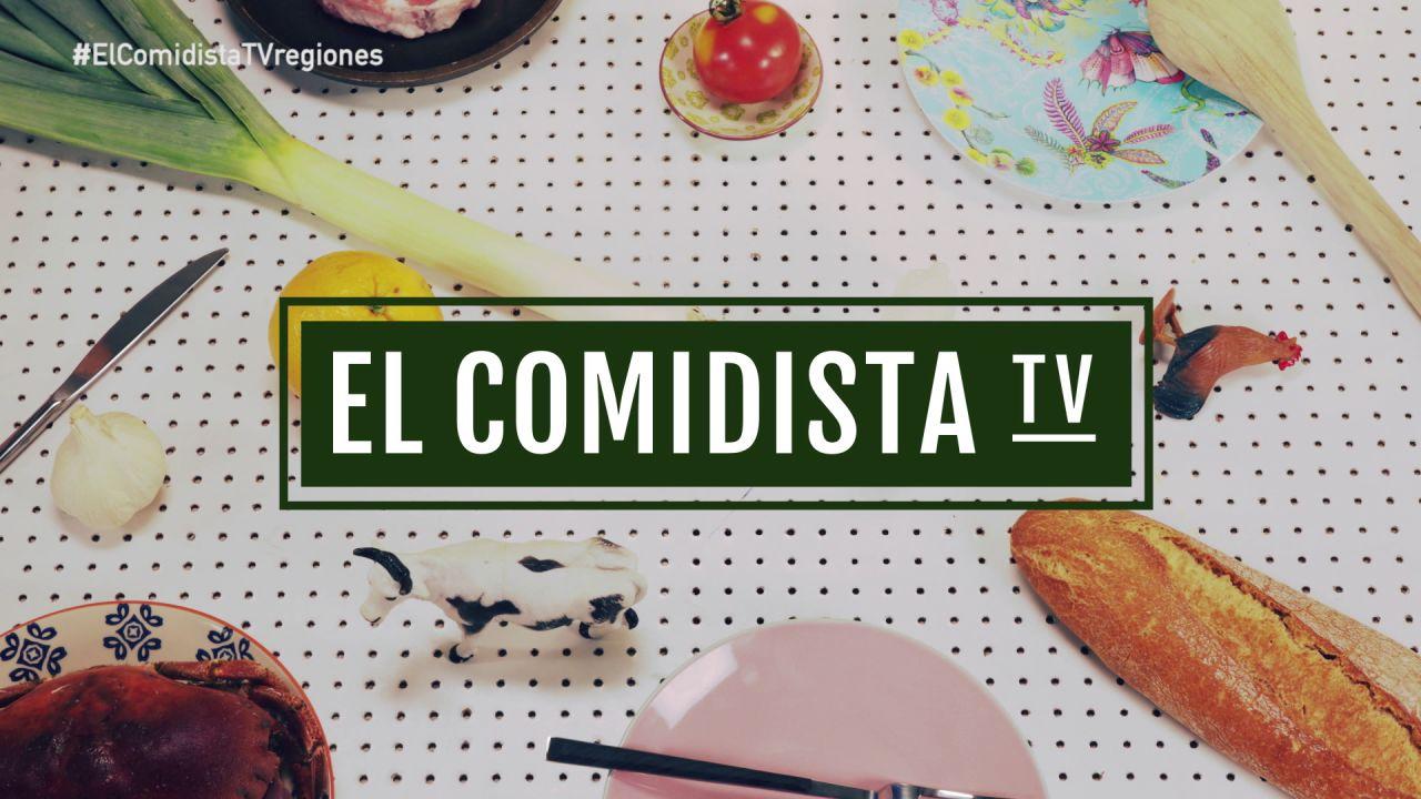 Rótulo de El Comidista TV