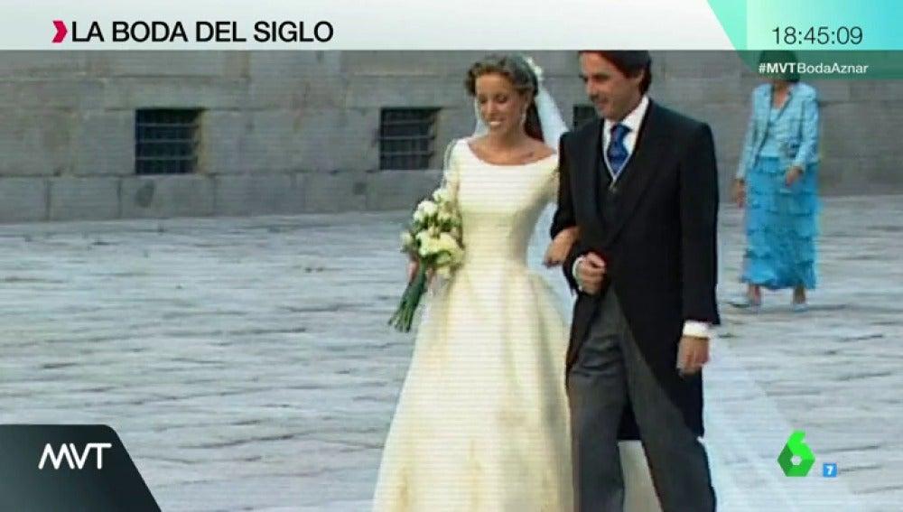 boda hija de aznar