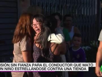 Prisión para el conductor que atropelló a un niño en Madrid