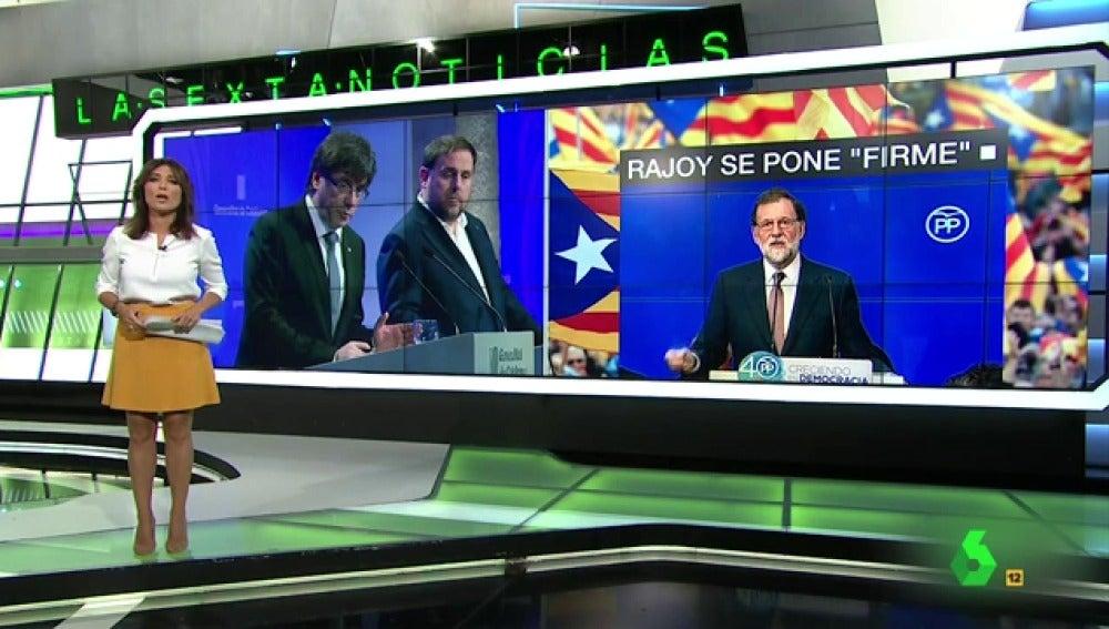 Mariano Rajoy en laSexta Noticias