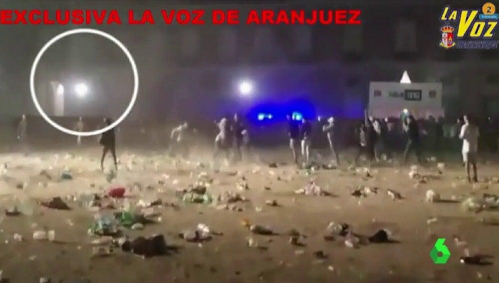 BATALLA ARANJUEZ