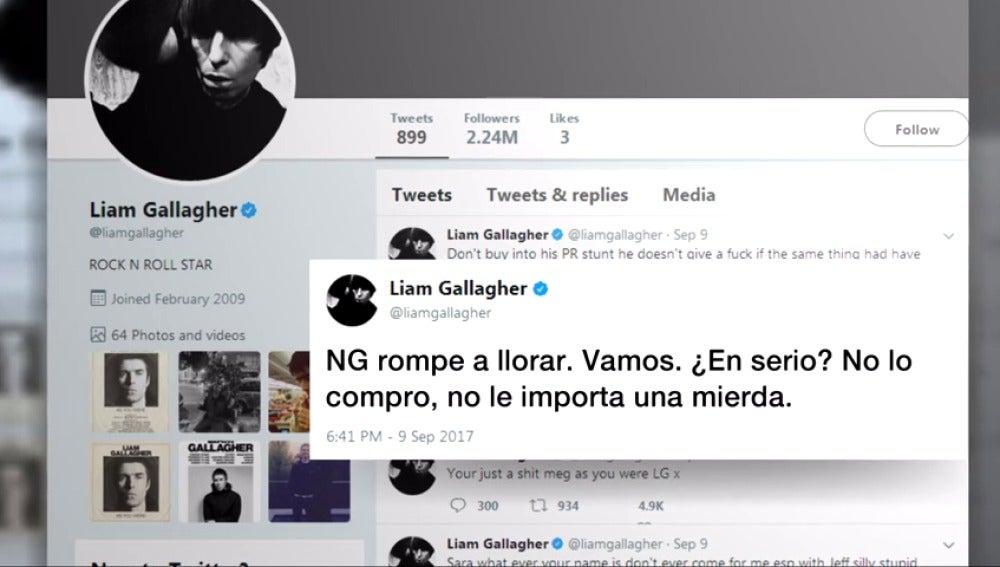 Noel Gallagher llora por las víctimas de Manchester y su hermano le acusa de hacer teatro