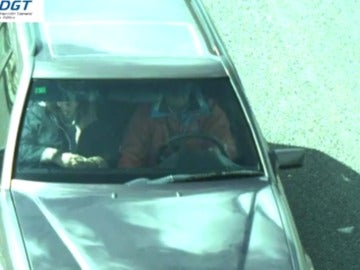 La DGT coloca nuevas cámaras para vigilar si nos ponemos el cinturón de seguridad