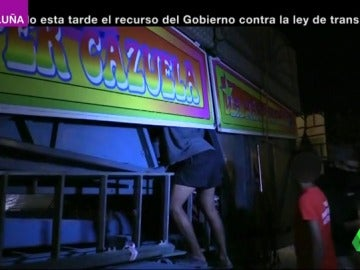 La Policía localiza a 81 migrantes escondidos en atracciones de feria en Melilla