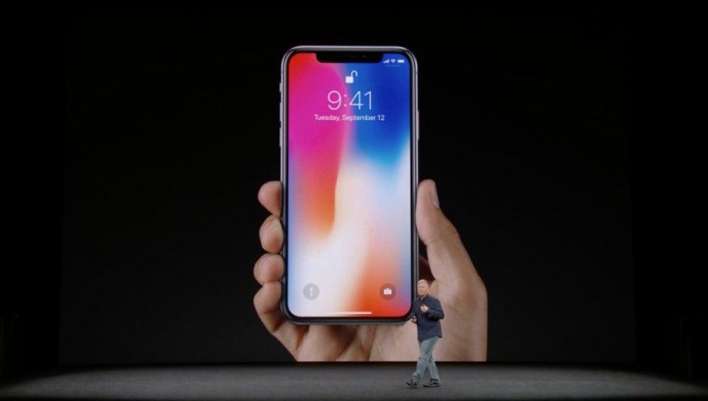 5877d5203cd Así es el iPhone X presentado por Apple: sin marcos en la pantalla ...