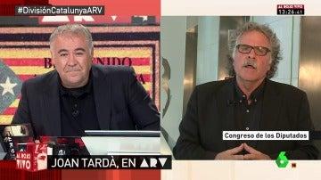 Joan Tardá, portavoz de ERC en el Congreso