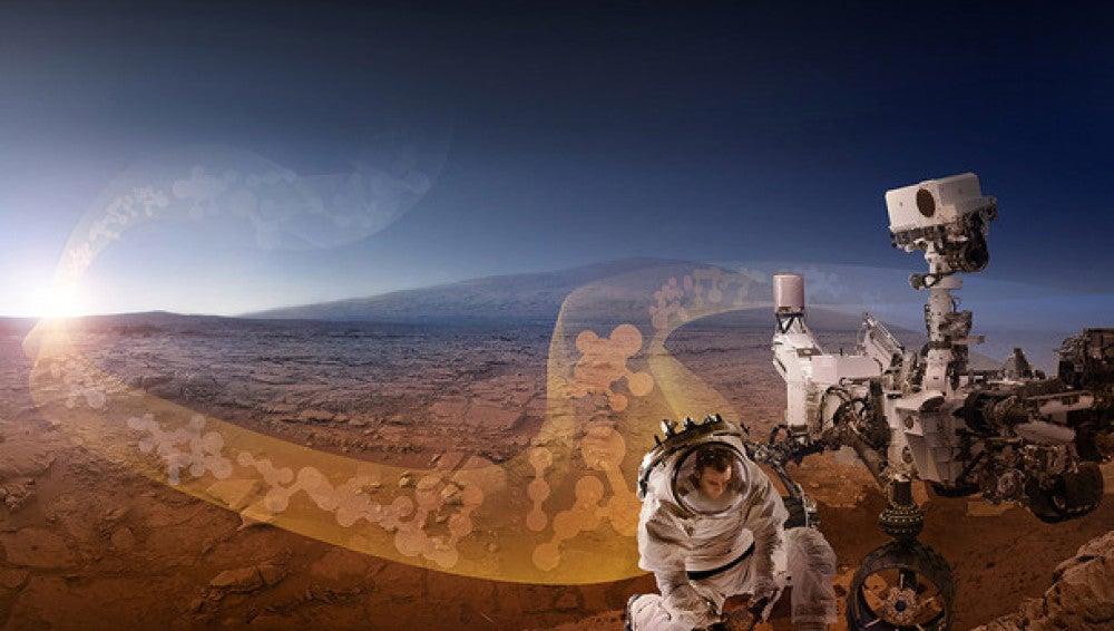 Como acelerar la busqueda de vida en Marte antes de que lleguen los humanos