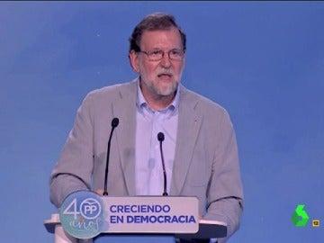 Mariano Rajoy en El Intermedio