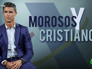 """'Morosos y Cristianos' presenta las perlas de Cristiano Ronaldo ante la jueza: """"Hay que pasar de llamarle 'CR7' a 'Generación del 27'"""""""