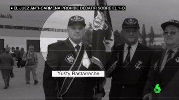 Yusty Bastarreche, el juez anti-Carmena