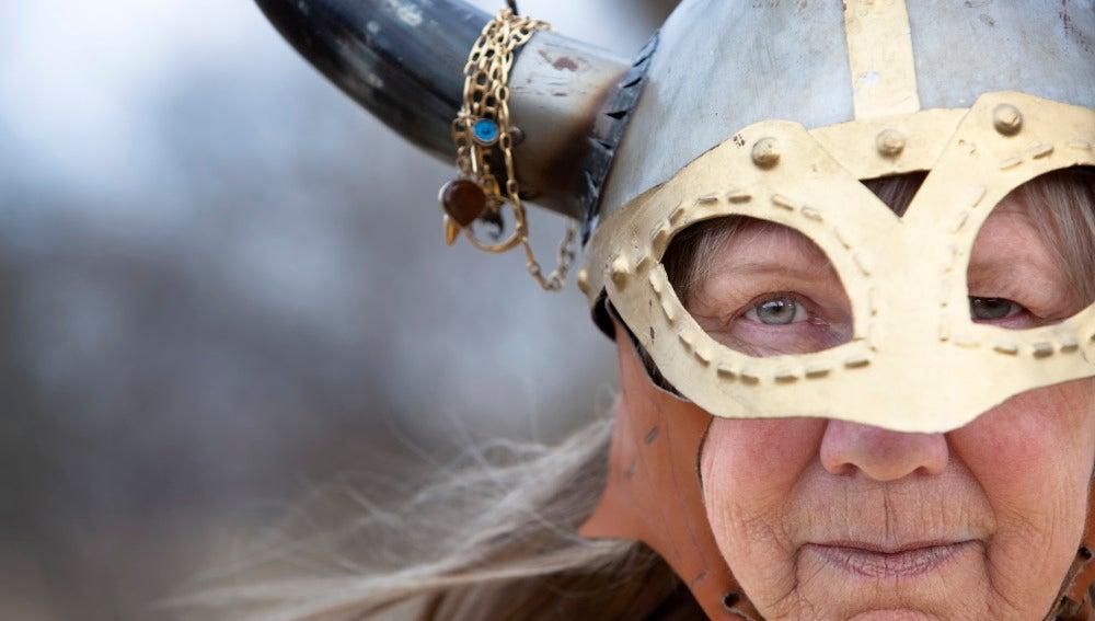 Guerreras vikingas