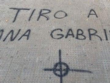 Amenazas de muerte en Valencia contra Anna Gabriel