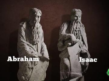 Abraham e Isaac en El Intermedio