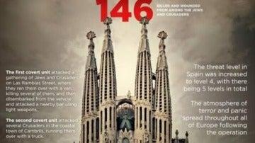 Revista de propaganda del Estado Islámico