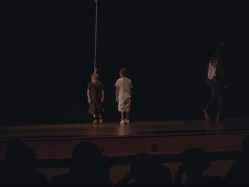 Imágenes del videoclip