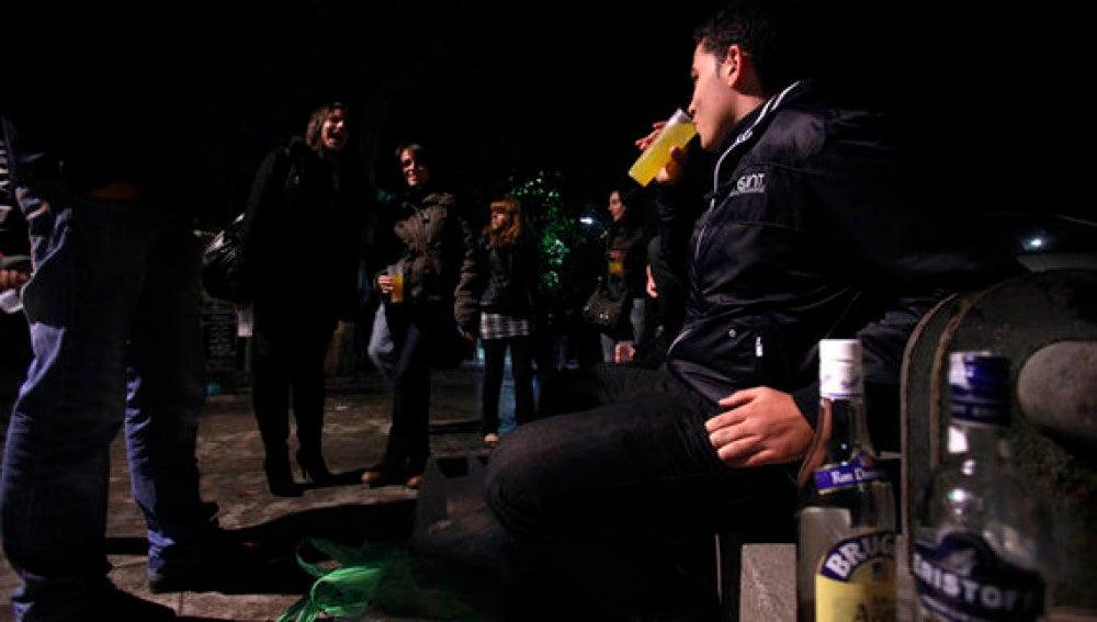 Confirmados los efectos negativos para el cerebro de beber en exceso