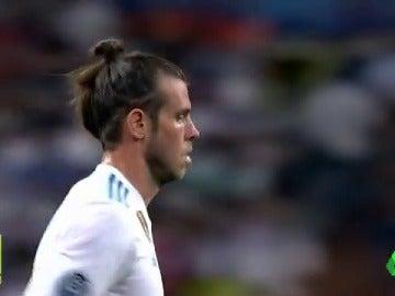 Pitos a Gareth Bale en el Bernabéu