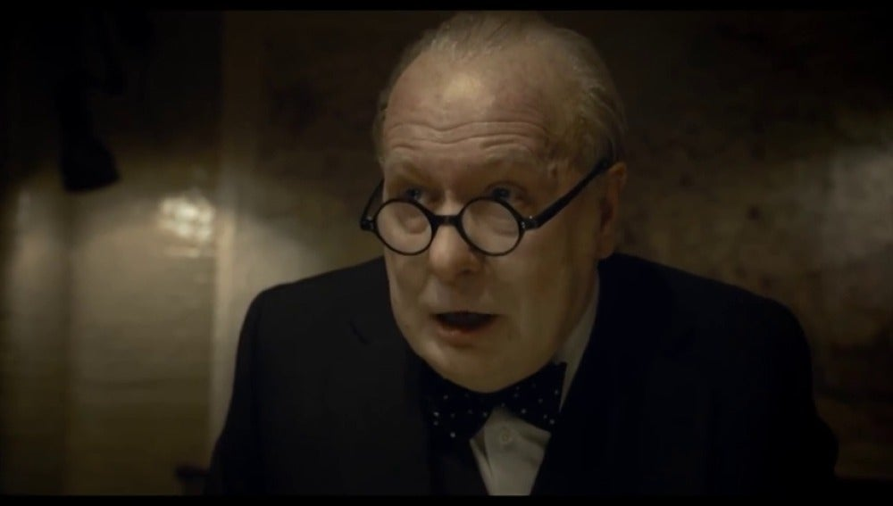 El mundo del cine se empeña en multiplicar a Winston Churchill