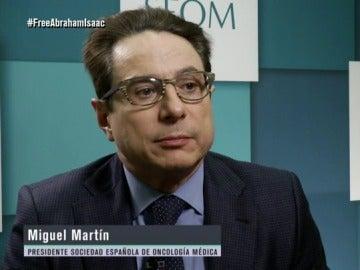 Miguel Martín en El Intermedio