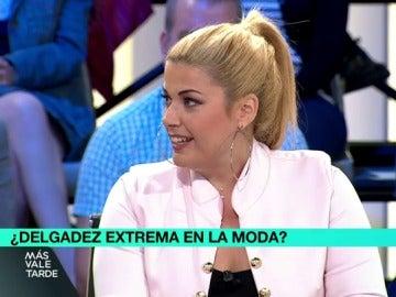 Eva María Pérez, modelo 'curvy'
