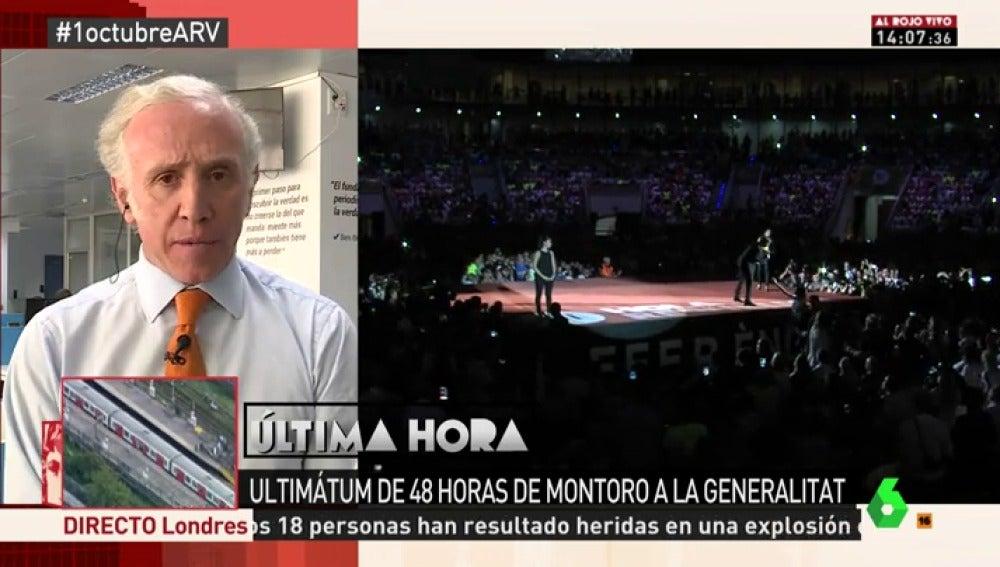 Eduardo Inda, en Al Rojo Vivo