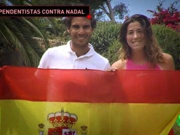 Los independentistas catalanes cargan contra Rafa Nadal