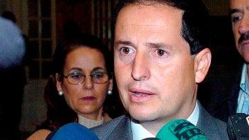 Carlos Fernández, exconcejal de Málaga