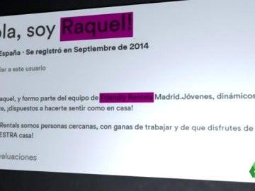 El truco de las multinacionales para utilizar Airbnb: sólo en el barrio madrileño de Lavapiés una tal Raquel alquila 21 pisos