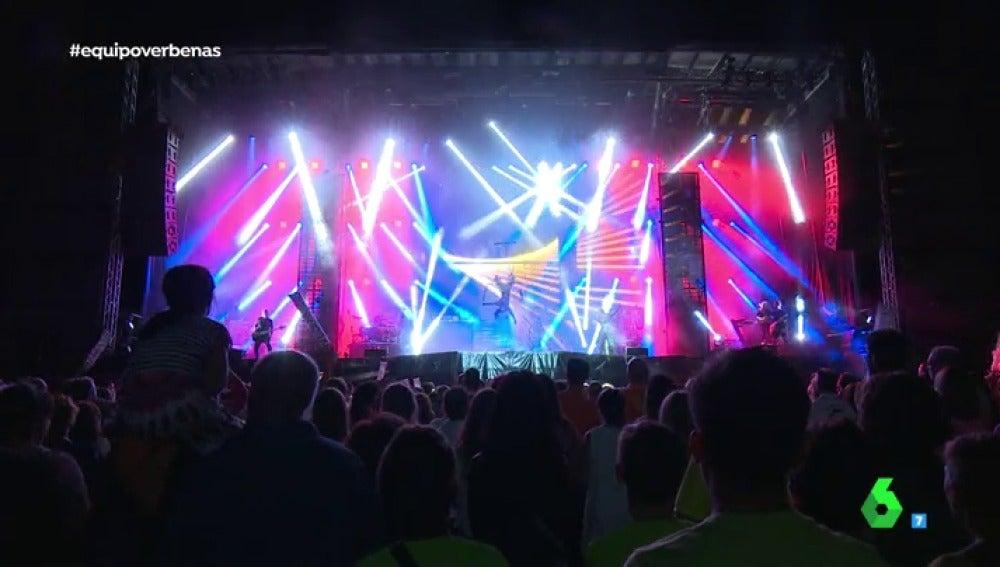 'Panorama', la orquesta más grande de España que arrastra a tantos fans como Ricky Martin o David Bisbal