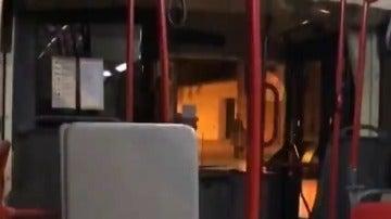 """""""Si tienes huevos, dame"""", la frase que un conductor sevillano nunca debió expresar tras saltarse un stop"""