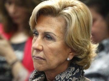 La exdiputada del PP por Madrid Carmen Álvarez-Arenas