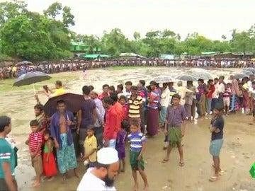 La limpieza étnica contra los rohinyás ha causado más de mil muertos  en las últimas semanas