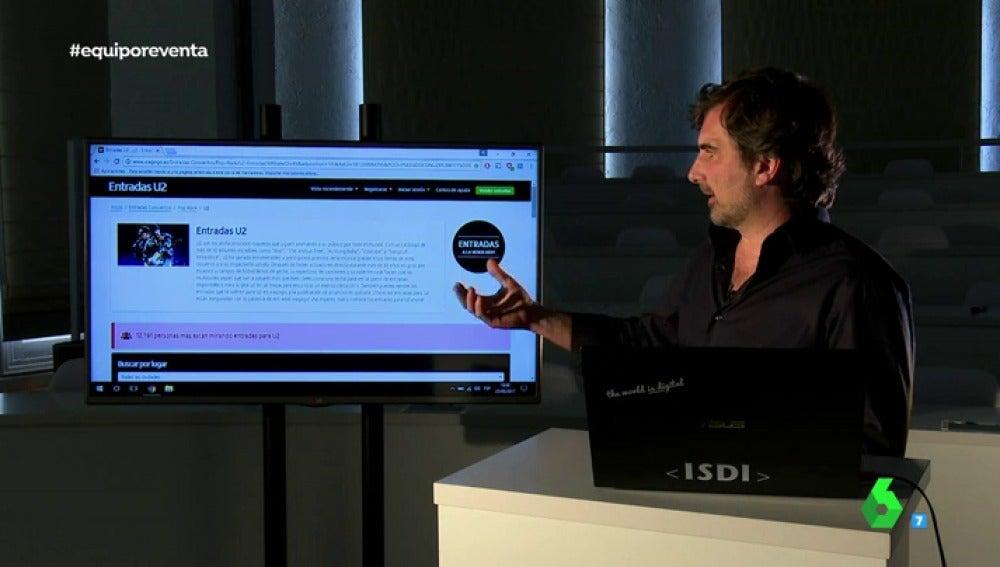Saber cómo piensa el consumidor y generar expectación con falsas garantías: las técnicas de las webs de reventa