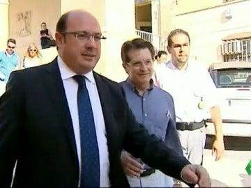La acusación popular del caso Púnica pide nueve años de cárcel para el expresidente de Murcia