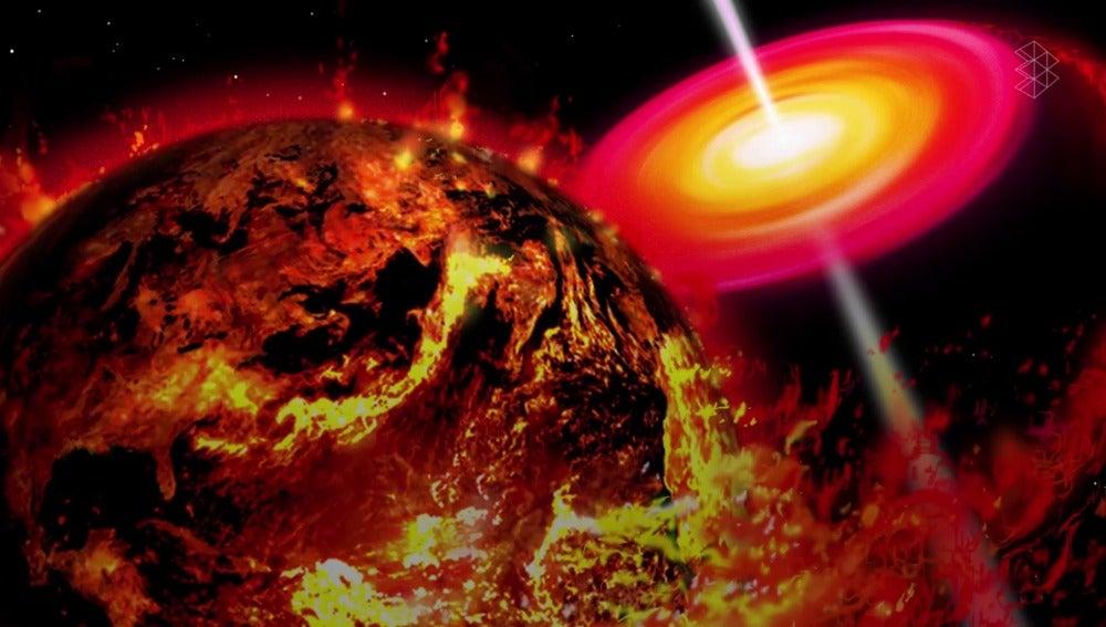 Una nueva teoría dice que el fin del mundo será a finales de ...