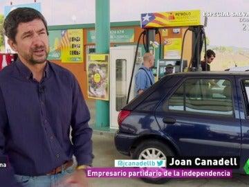 Carlos y Joan, las dos caras del grupo de empresarios