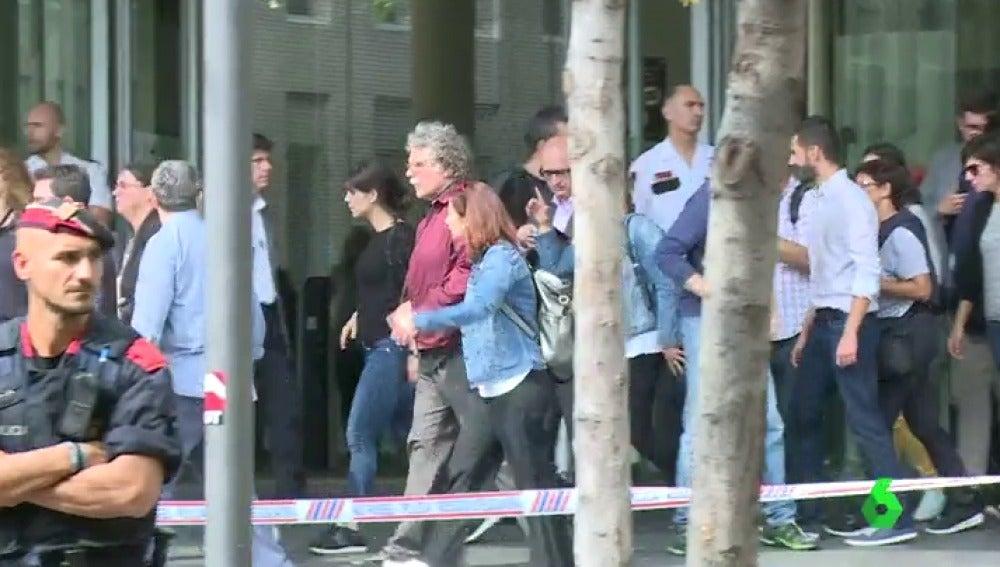 El juez deja en libertad con cargos al 'número dos' de Economía Josep Maria Jové