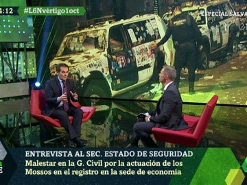 José Antonio Nieto en laSexta Noche