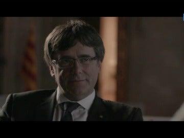 Jordi Évole regresa mañana a laSexta con la entrevista a Carles Puigdemont en el especial de Salvados sobre Cataluña